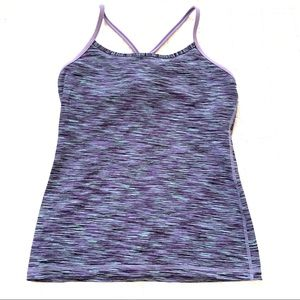 Lululemon Power Y Yoga Athletic Tank Top